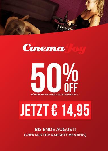 Cinema Joy Offer