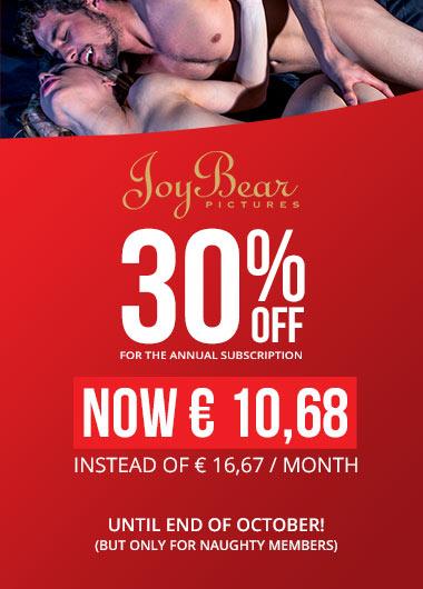 Joybear 30% off